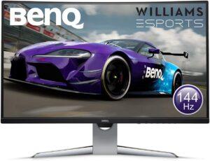 monitor simracing curvo benq