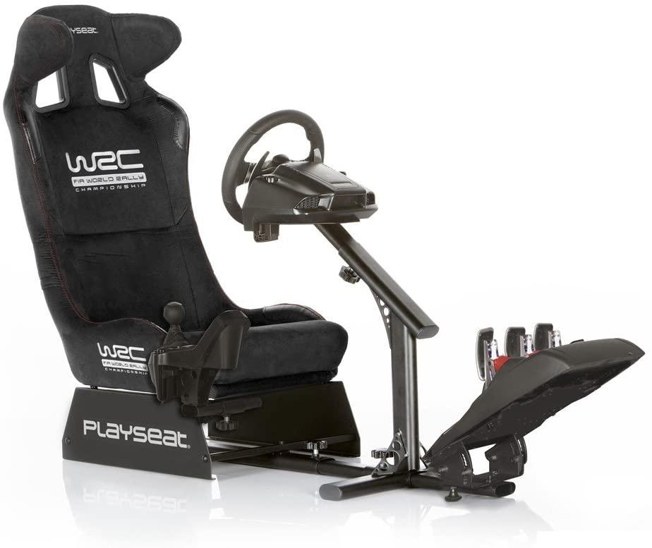 Playseat WRC cockpit